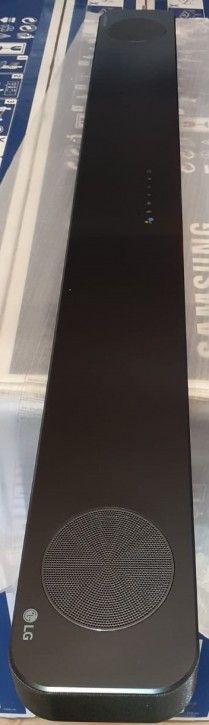 LG DSN8YG 3.1.2 Dolby Atmos Soundbar mit drahtloser Subwoofer, 440 W, Bluetooth, WLAN (B-Ware)