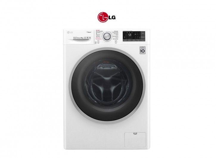 LG 14U2 VDN1H Waschmaschine 152 kWh/Jahr / 14 vorprogrammierte Programme / weiß [EEK: A+++]