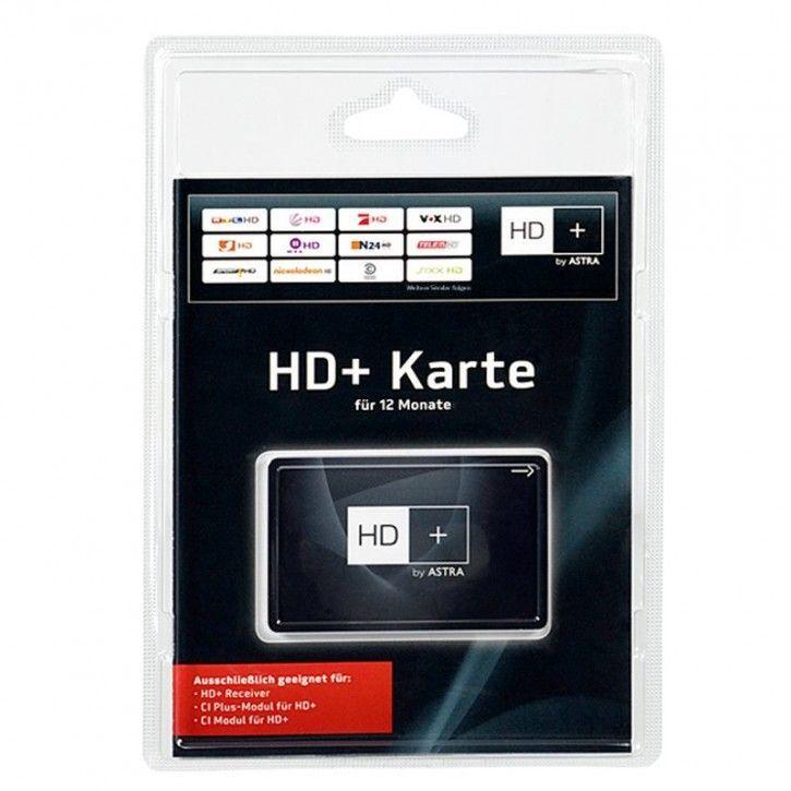 Astra HD+ Modul + Smartkarte 12 Monate