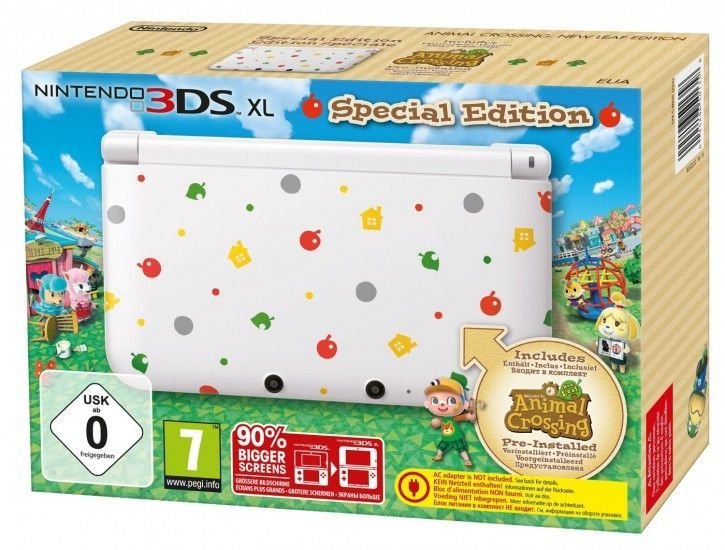 Nintendo 3DS XL Animal Crossing: New Leaf