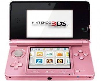 3DS Konsole Korallenrosa