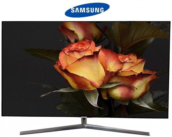 Samsung UE55MU8009 flat 4K LED TV EEK:A 8000er Serie