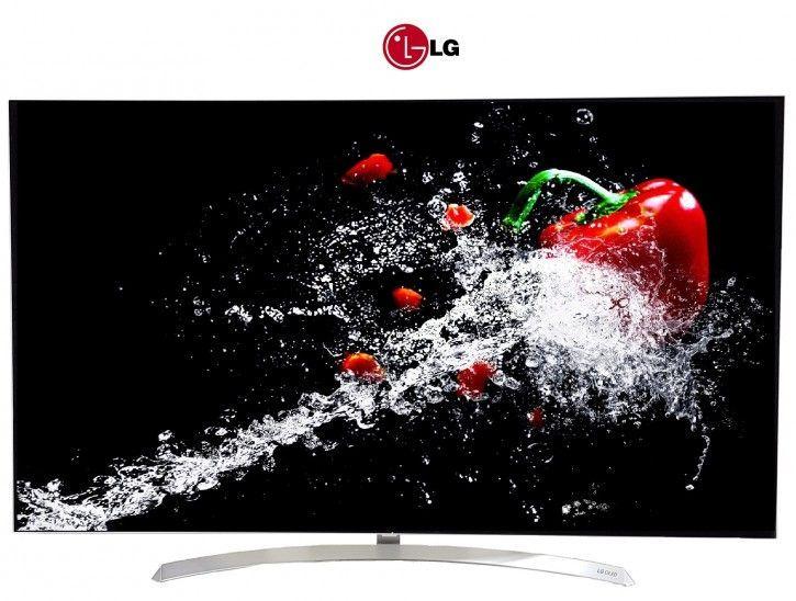 LG OLED55B7V OLED flat UHD TV ; B-Ware