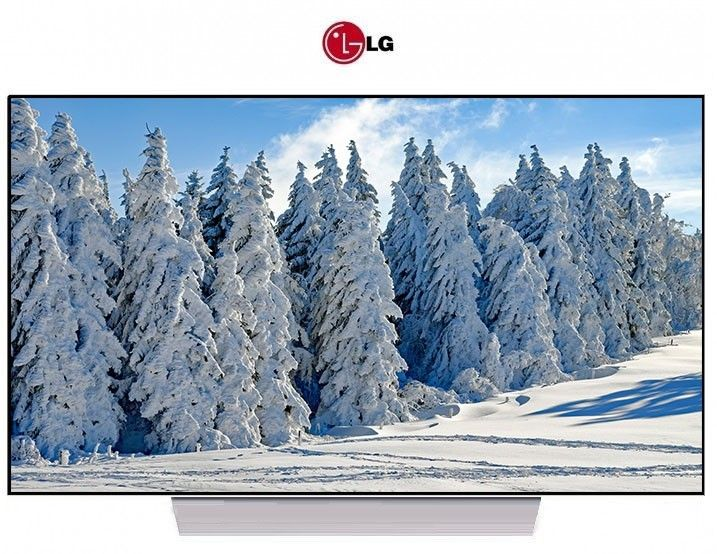 LG OLED65C7V OLED flat UHD TV