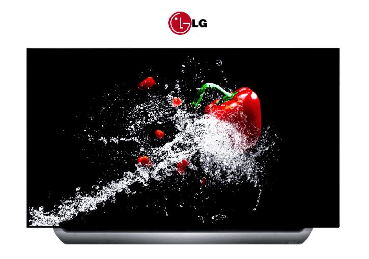 LG OLED55C8  (Flat, UHD 4K, SMART TV, webOS)
