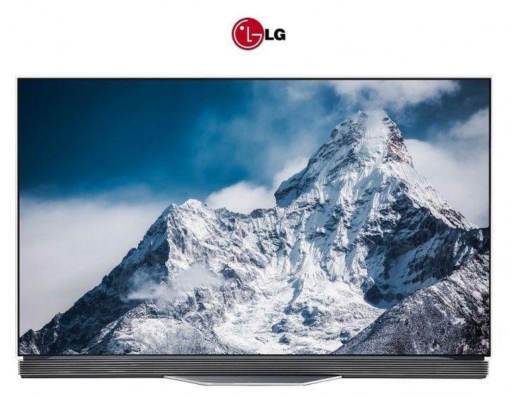 """LG 55E6V TVC OLED 55"""" UHD 3D SMART TV (Harman Kardon) - B-Ware"""