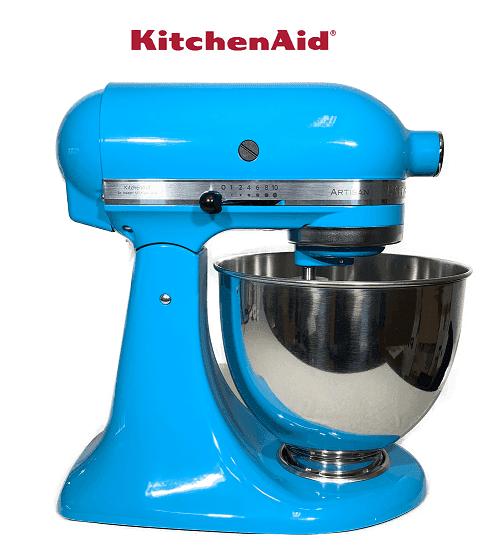 KitchenAid Artisan 5KSM175PSECL Kristallblau