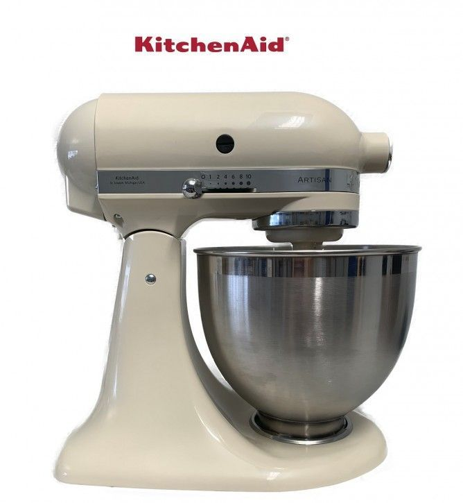 KitchenAid Artisan 5KSM185PSEAC Creme (B-Ware)