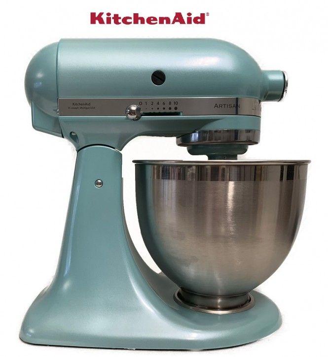 KitchenAid Artisan 5KSM185PSEAZ Azure-Blau