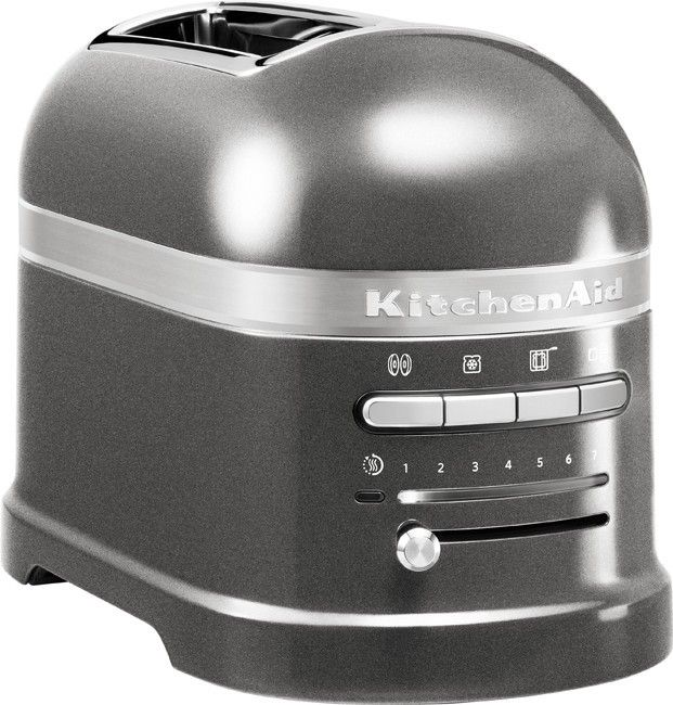 Kitchenaid 5KMT2204EMS Medaillon Silber