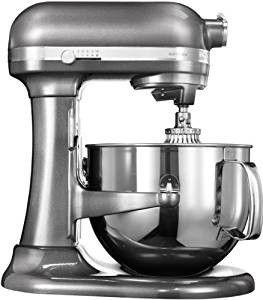 Kitchen Aid 5KSM7580X EMS Küchenmaschine, silber