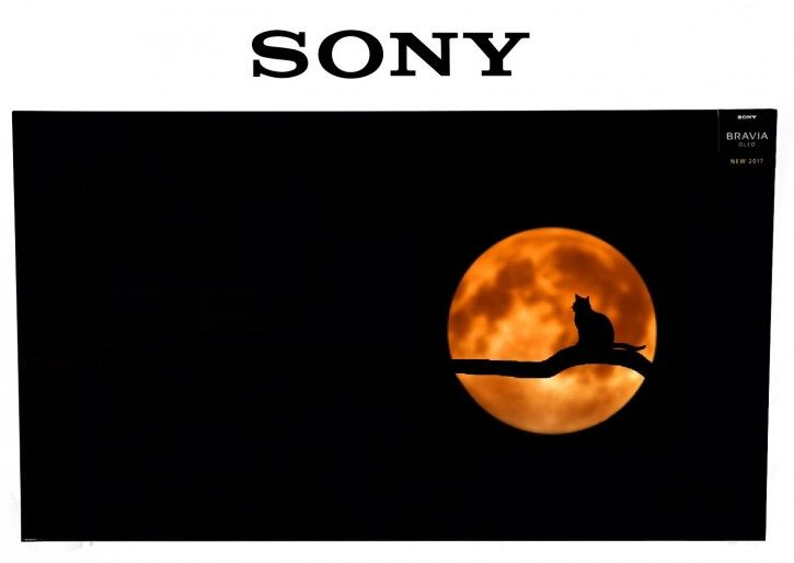 Sony KD-65A1 OLED TV