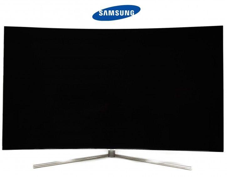 Samsung QE65Q7C curved QLED TV, EEK:A