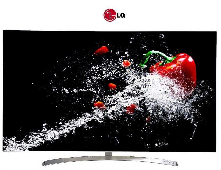 LG 65SJ950V Super UHD TV