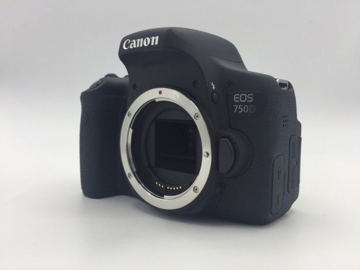 Canon EOS 750D SLR-Digitalkamera, Body