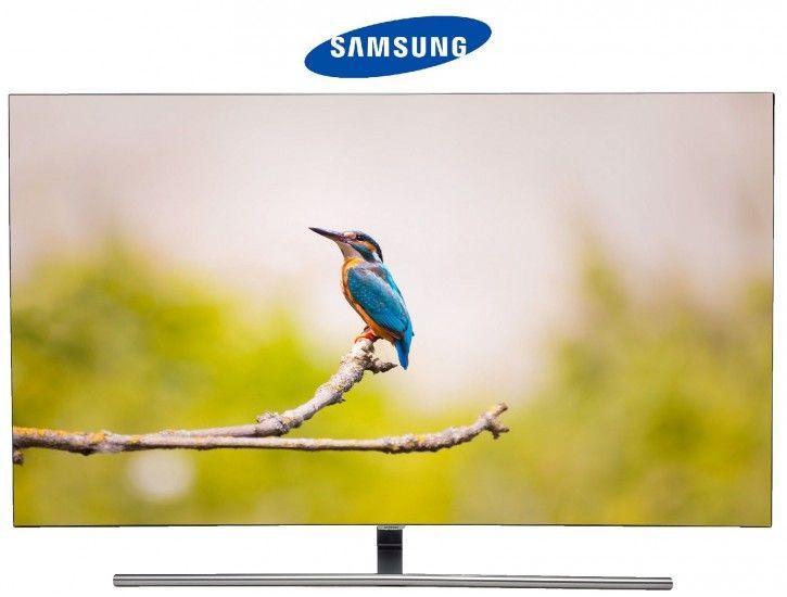 Samsung GQ-75Q7FN QLED UHD-TV, EEK:A