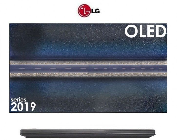 LG OLED 65W9PLA 164 cm (64 Zoll), UHD 4K, SMART TV, OLED TV