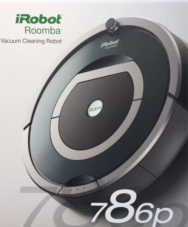 iRobot Roomba 786p Staubsaugerroboter