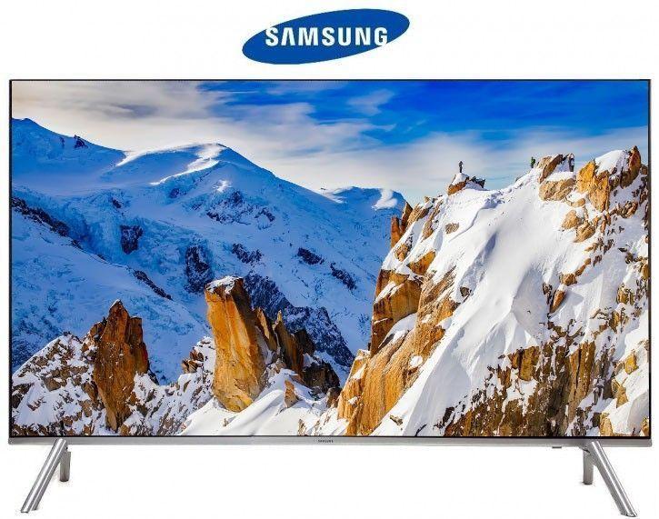 Samsung UE82NU8009 (82 Zoll, 207 cm) LED-Fernseher (4K Ultra HD, Smart-TV)