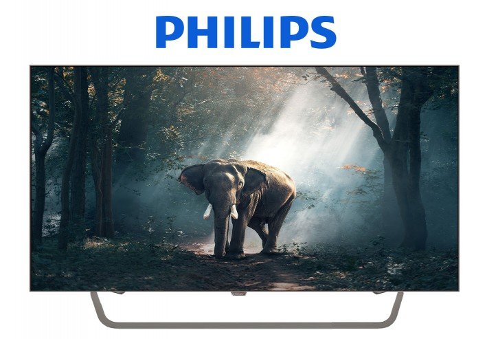 Philips 55POS9002 4K UHD OLED Smart-TV