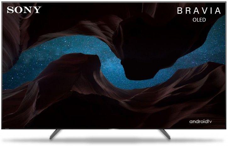Sony KD-65A8 4K Ultra HD OLED TV 65 Zoll (Modell 2020)