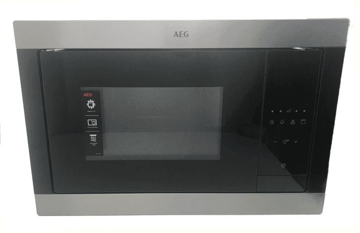 AEG Einbau-Mikrowelle MSB2547D-M Touch-Bedienung Grillfunktion