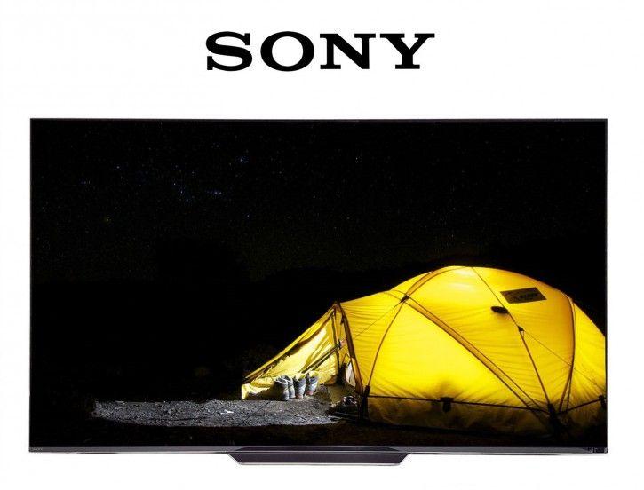 SONY KD-AF8 4K UHD TV  65 Zoll