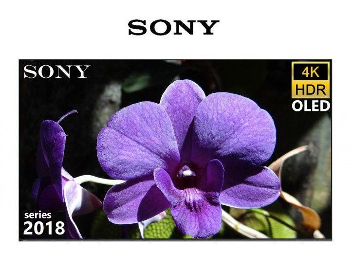 Sony KD-55AF9 (139cm) OLED 4K UHD HDR 2x DVB-T2HD/C/S Android TV