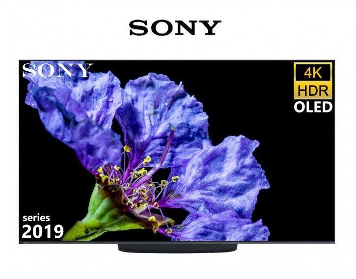 Sony KD-55AG9 OLED-TV 55 Zoll schwarz (Modell 2019)