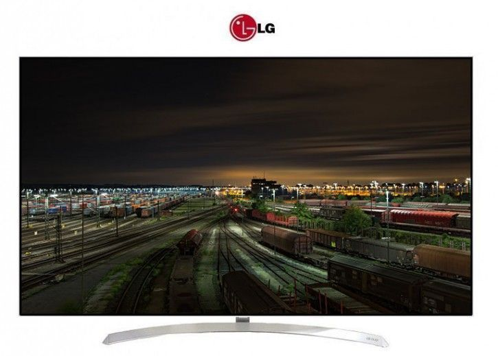 LG OLED55B8S 55 Zoll, 4K Ultra HD, HDR, Smart TV (2018 Model) (B-Ware)