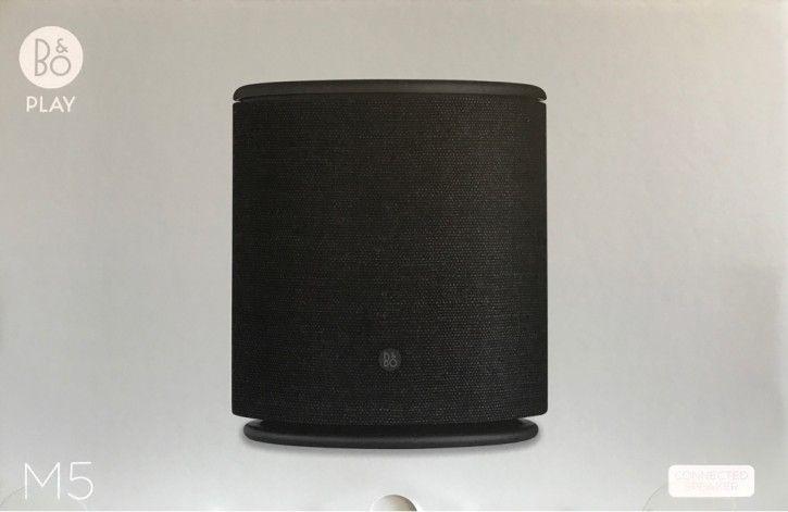 Bang & Olufsen Beoplay M5 schwarz