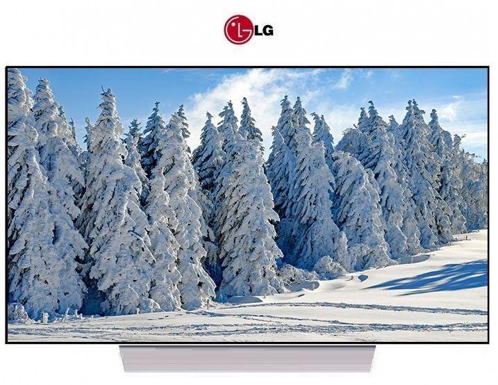 LG OLED55C7V OLED flat UHD TV; B-Ware