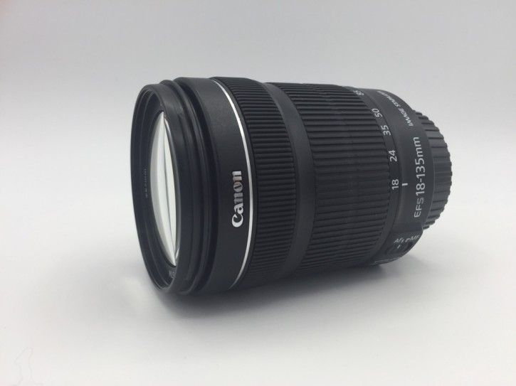 Canon EFS 18-135 mm IS STM Objektiv (BULK)
