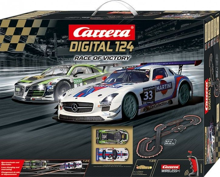 Carrera Digital 124 Race of Victory
