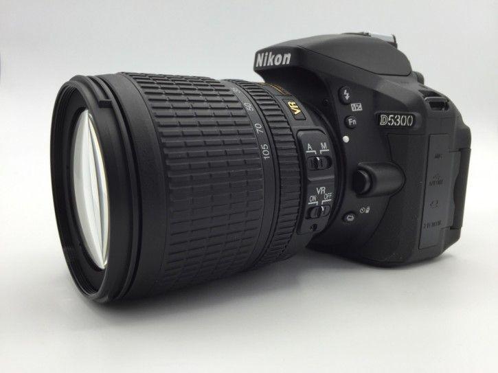 Nikon D5300 Kit 18-105 mm VR