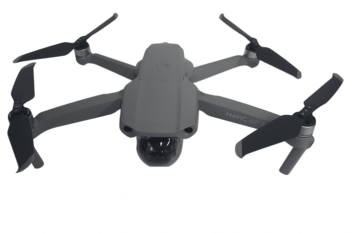DJI Mavic Air 2 Multikopter Drohne