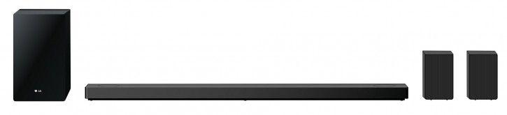 LG DSN11RG Heimkino 7.1.4-Kanal Dolby Atmos