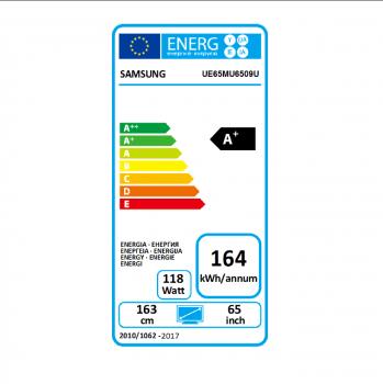 Samsung UE65MU6509 curved 4K UHD-TV