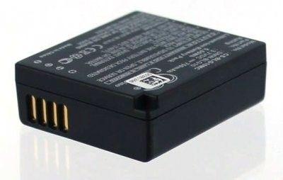 Ersatzakku für Panasonic Lumix DMC-TZ101