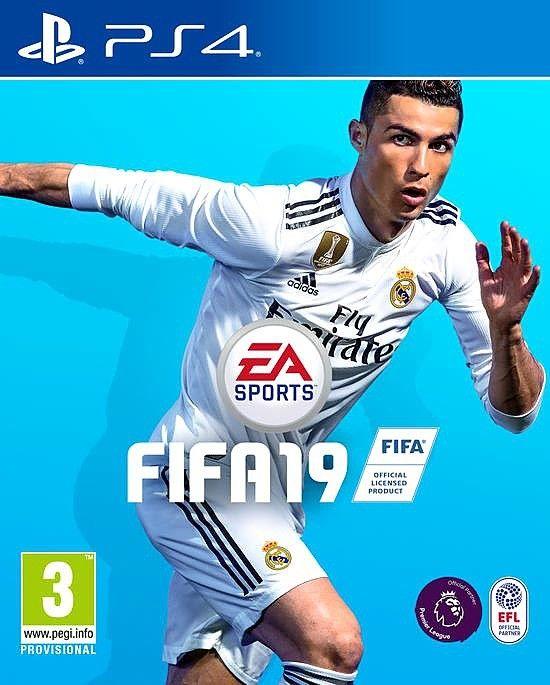 PS4 Spiel - FIFA 19 - Standard Edition