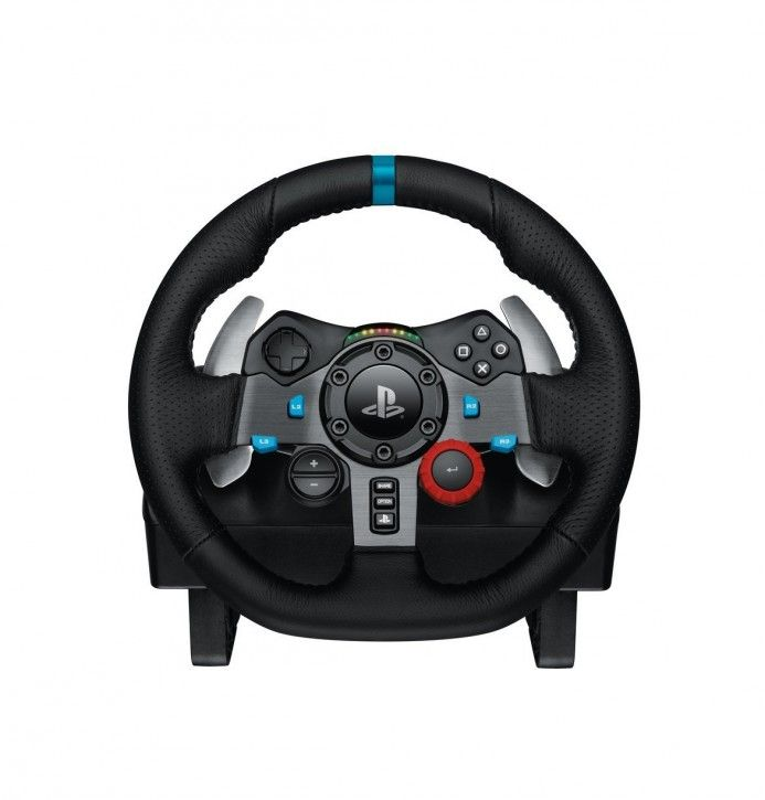 Logitech G29 Racing Lenkrad Driving Force für PS4, PS3, PC