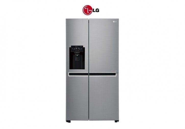 LG GSL 461 ICEZ Side-by-Side / stahl / Inverter Linear Kompressor / No Frost [EEK: A++]