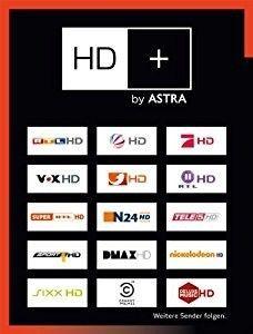 HD+ Verlängerung für 6 Monate HDTV Astra