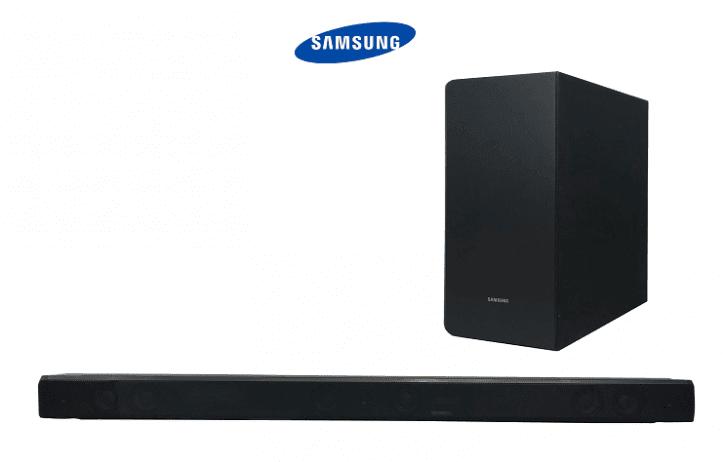 Samsung HW-K850/EN schwarz Soundbar
