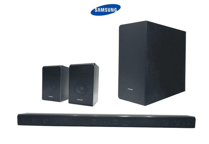 Samsung HW-K950/EN schwarz Soundbar