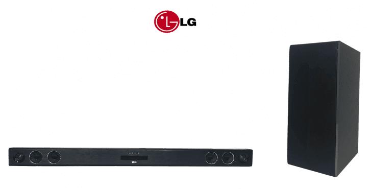 LG LAS655 K Soundbar