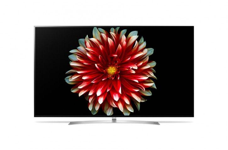 LG OLED55B7V OLED flat UHD TV