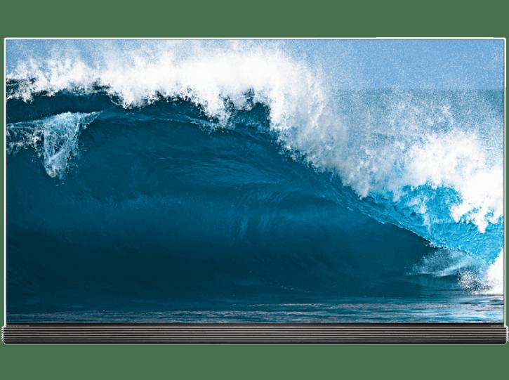 LG OLED65G7V flat OLED 4K TV Deutsche Ware