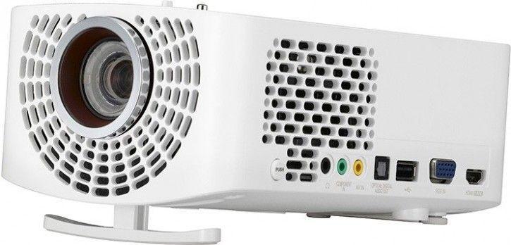 LG PF1500G LED-Projektor, weiß