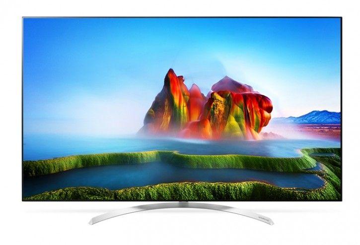 LG 65SJ850V Super UHD TV
